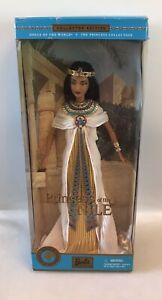 2001 Dolls of the World Princess of the Nile Barbie Doll #53369 NRFB