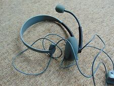 Grey X-BOX 360 Headset