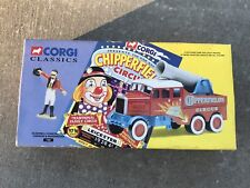 Corgi Classics - Chipperfield's Circus - Cannon and ringmaster - #17801 - IN BOX