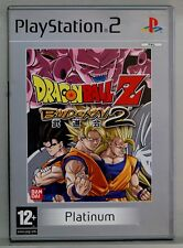 DRAGON BALL Z BUDOKAI 2 - PLAYSTATION 2 - PAL ESPAÑA