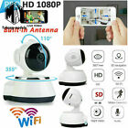 HD 1080P Wireless Camera IP Security Wifi Indoor CCTV Home Smart Monitor A2TM picture