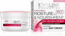 Eveline Cosmetics Hydra Impact 360 Nourishing Light Moisturizing Day Cream
