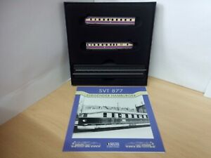 O338-ATLAS EDITIONS MINITRAINS.SVT 877.BOXED 1/220 SCALE