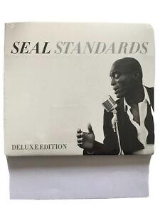 SEAL- STANDARDS CD 2017 Deluxe Edition - 3 Bonus Tracks (Digipak) New Sealed.