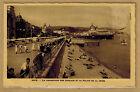 Cpa Nice - la Promenade des Anglais et le palais de la jetée rp0329
