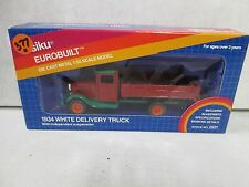 Siku Eurobuilt 1934 White Delivery Truck New In Box