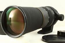 Sigma APO 170-500mm F/5-6.3 DG Objektiv für Minolta/Sony ** Exzellent + ** Japan/6537