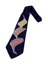 Vintage Mens Tie Multi Color