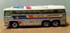 1979 TOMY Pocket Cars Greyhound Bus Americuiser No. F 49 Tomica Vintage