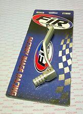 FIR GEAR LEVER - SILVER   - YZ250 1996-2004 YFZ450 ATV 2003-2005