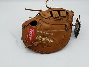 Rawlings Heart Of The Hide  Baseball Glove In Tan First Base Mitt - New Other
