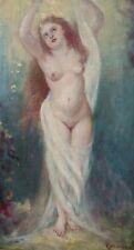 Georone Hirsch Kazacsay - Budapest Hungarian Female Artist - Original Oil