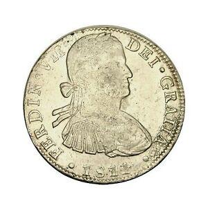 elf Mexico 8 Reales 1811 MoHJ Napoleonic Wars