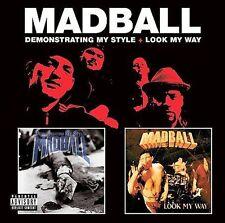 Demonstrating My Style/Look My Way [PA] Madball 2CDs 2007 2 Roadrunner RARE/OOP