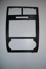 Dodge Charger Magnum 2005-2007 Double Din carbon fiber dash kit Bezel only