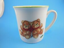 "Rare Vintage 2.5"" Lucy & Me Small Cup by Enesco Made in Japan 1982"