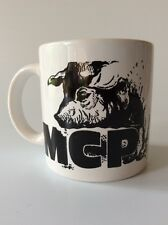 Vintage MCP Male Chauvinist Pig Coffee Cup Made in England