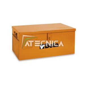Baule portautensili in lamiera Beta C22B O cassa porta attrezzi 720x320xh310 mm