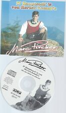 CD--MARC PIRCHER--D'HAUPSACH IS VON HERZEN KOMMT'S