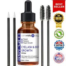 Eyelash Growth Serum Eyelash Enhancer Rapid 100% Natural PLUS FREE Applicator