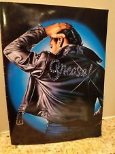 Tommy Tune Grease On Broadway NY 1995 - Program / Paper Book Danny Zuko Poster