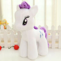 10'' 25cm My Little Pony Horse Figures Stuffed Plush Soft Teddy Doll Toy Gift