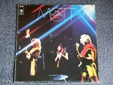 MOTT THE HOOPLE - Live - LP / 33T