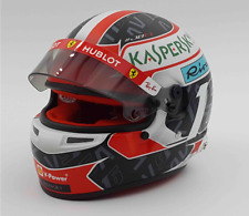 Bell Helmets 1/2 Scale 2019 Charles Leclerc Ferrari F1 Mini Scale Helmet Model