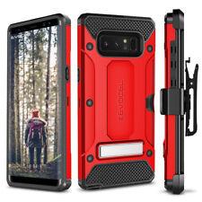 Galaxy Note 8 Case, Evocel Explorer w/ Kickstand + Credit Card Slot + Belt Clip