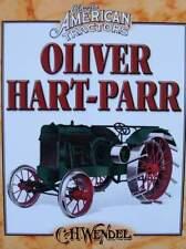BOEK/LIVRE : AMERIKAANSE TRACTOREN - OLIVER HART PARR (tractor oldtimer,ancetre