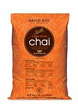 David Rio Tiger Spice Chai, Bulk,  4lb. Bag, New.