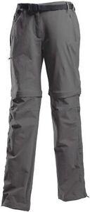 Womens Regatta Xert II Stretch Zip Off Walking Golf Shorts Trousers RRP £80