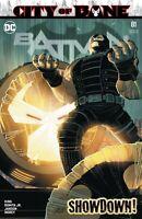 Batman #81 Showdown City of Bane DC Comic 1st Print 2019 NM