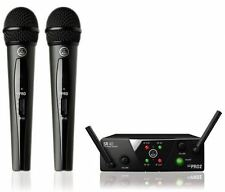 AKG WMS 40 Mini 2 Dual Vocal UHF Wireless Set WMS40 MINI2 REP