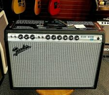 2021 Fender '68 Custom Deluxe Reverb 22W 1x12 Tube Guitar Combo Amp! NO RESERVE!