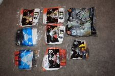LOT of 8 New Sealed McDonalds Happy Meal Toys Hot Wheels Matchbox Lego