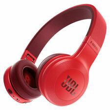 JBL E45BT RED E Series Wireless On-ear Headphones - Red