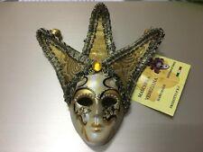 Venetian Carnival Mask Wall Art Magnet Maschera del Galeone Venice