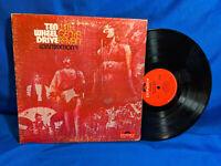Ten Wheel Drive w/Genya Ravan LP Construction #1 Polydor 24-4008 Gatefold