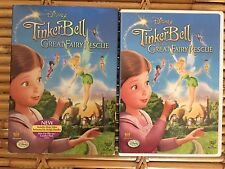Disney - Tinker Bell and the Great Fairy Rescue (DVD, 2010)