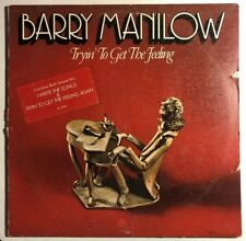 Barry Manilow -Tryin' to Get the Feeling- LP AL4060. Vintage