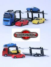 TeamsterZ City Car Transporter with 3 Cars