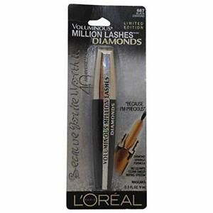 L'Oreal Paris Voluminous Million Lashes Diamonds - Limited Edition
