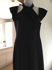 Lipsy Black Jumpsuit, Size 12,