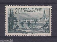 es - n°394, 20f Saint-Malo 1938, (*)