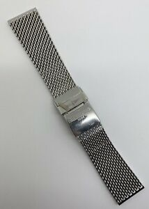 Authentic New Breitling Ocean Classic 24mm 152A Steel Watch Bracelet Strap OEM