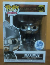 Funko Pop Movies Gladiator Maximus FunkoShop Limited Edition
