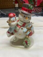 Lenox 2017 Annual Snowman Figurine New In Box