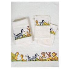 Dyckhoff Set asciugamani per Bambini 4 pz Beige (natur)
