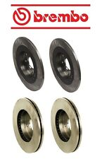 For Mazda Protege 1990-1998 Front & Rear Disc Rotors Brake KIT Original Brembo